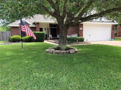 League City TX Single Family Home For Sale: $209,800