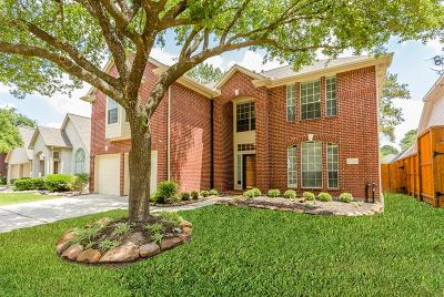 Spring Single Family Home For Sale: 17122 Carroll Lake Drive