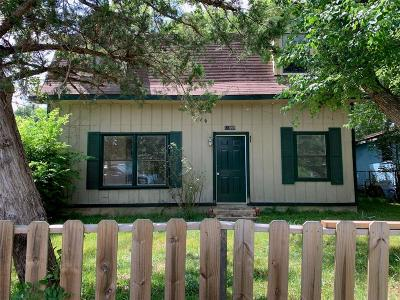 Single Family Home For Sale: 11859 Vanwood Street