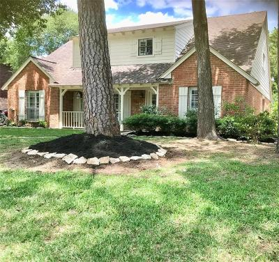 Spring Single Family Home For Sale: 4034 Cypress Hill Drive