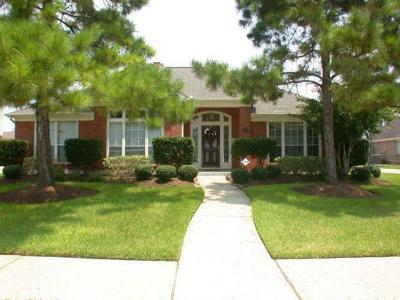 Missouri City Single Family Home For Sale: 3138 Confederate South Drive