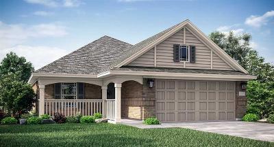 Single Family Home For Sale: 23014 Indigo Prairie Lane