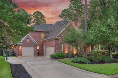 The Woodlands Single Family Home For Sale: 38 Chamomile Court