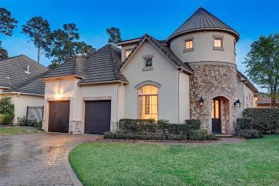 The Woodlands Single Family Home For Sale: 2 Serenade Pines