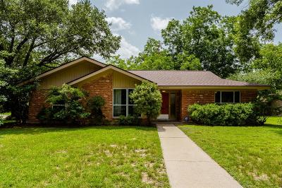 Houston Single Family Home For Sale: 10726 Ashcroft Drive