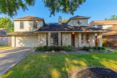 Humble Single Family Home For Sale: 19735 Burle Oaks Court
