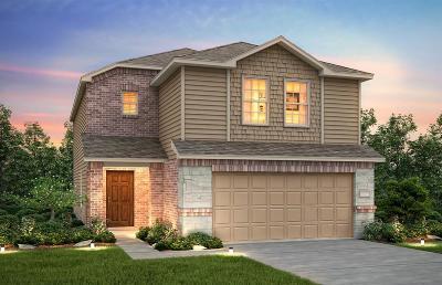 Houston Single Family Home For Sale: 14618 Sierra Garden Drive
