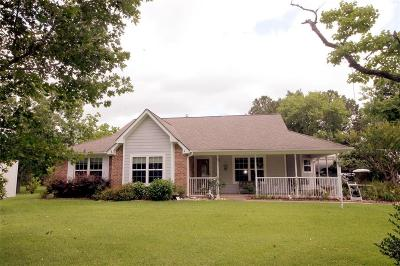 Pearland Single Family Home For Sale: 7129 W Cliff Stone Road