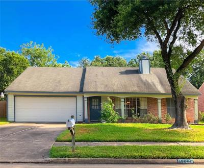 Houston TX Single Family Home For Sale: $165,000