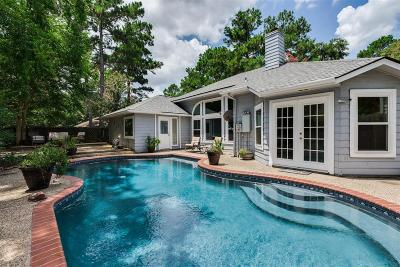 Kingwood Single Family Home For Sale: 5434 Forest Springs Drive