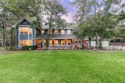 Magnolia Single Family Home For Sale: 31235 Edgewater Drive
