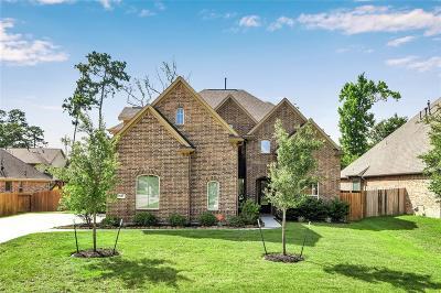 Conroe Single Family Home For Sale: 2036 Doolan Drive