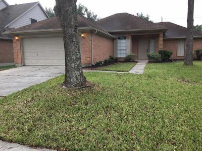 Friendswood Single Family Home For Sale: 16010 Capistrano Falls Drive