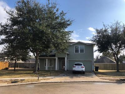 Kingwood Single Family Home For Sale: 5606 My Way
