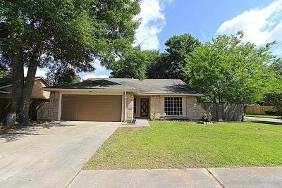 Humble TX Single Family Home For Sale: $147,500