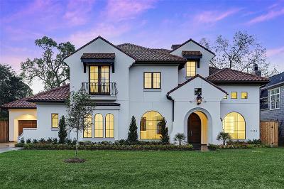 Houston Single Family Home For Sale: 9010 Elizabeth Road