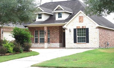 Friendswood Single Family Home For Sale: 4439 W Maple Drive