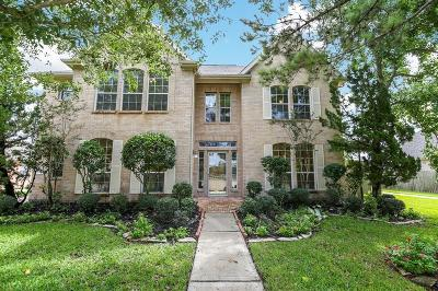Katy Single Family Home For Sale: 2615 Falcon Knoll Lane