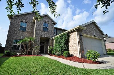 Dickinson Single Family Home For Sale: 3130 Cambridge Meadows Lane