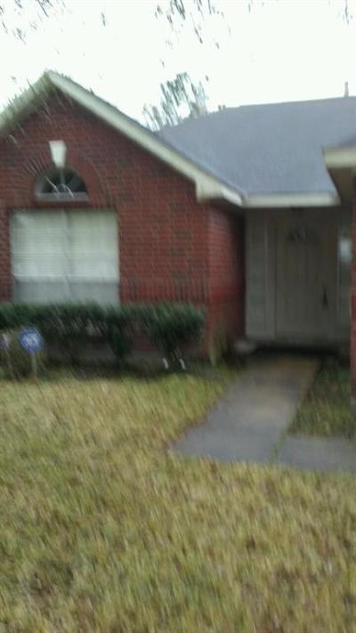 Missouri City Single Family Home For Sale: 3406 Mission Valley Drive