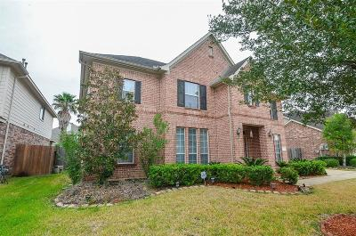 Pearland Single Family Home For Sale: 12313 Evening Bay Drive