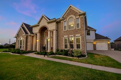 Katy TX Single Family Home For Sale: $512,000