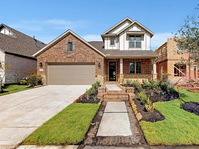 Cypress TX Single Family Home For Sale: $361,893