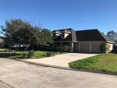 Tomball Single Family Home For Sale: 11507 Indigo Creek Lane