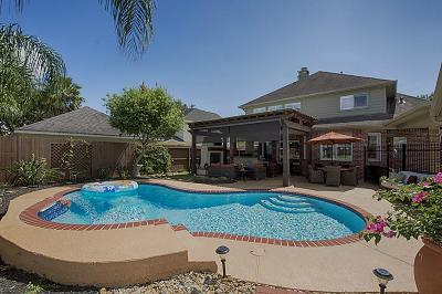 League City Single Family Home For Sale: 2731 Masters Drive