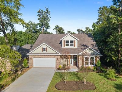 Montgomery Single Family Home For Sale: 3718 Windswept Drive