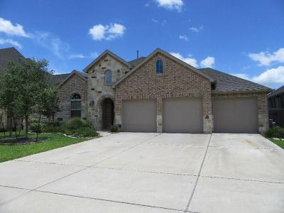 Manvel Single Family Home For Sale: 3921 Desert Zinnia Court