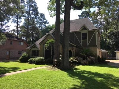 Houston Single Family Home For Sale: 3322 Laurel Crest Drive