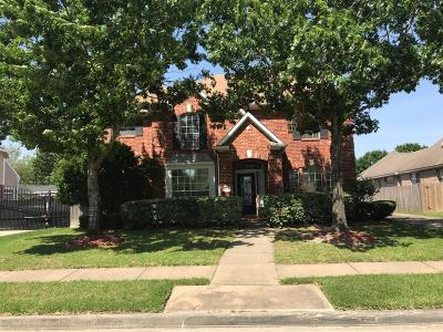 Houston Single Family Home For Sale: 9707 Haven Crossing Court