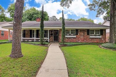 Houston Single Family Home For Sale: 10014 Meadow Lake Lane