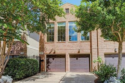 Houston Single Family Home For Sale: 1534 Dorothy Street #A