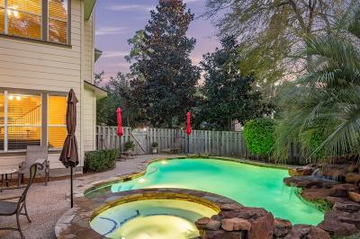 The Woodlands Single Family Home For Sale: 87 N Crisp Morning Circle
