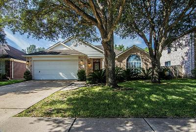 Katy Single Family Home For Sale: 1222 Hollow Ash Lane