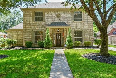 Tomball Single Family Home For Sale: 16423 Willowbank Drive