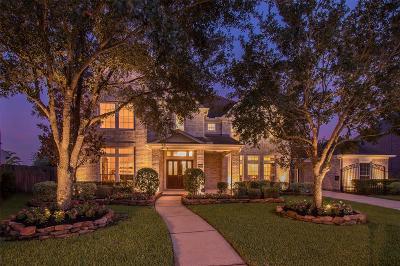 Cypress Single Family Home Option Pending: 12118 Cypress Creek Lakes Drive