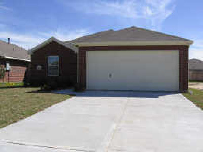Katy Single Family Home For Sale: 20003 Sterling Falls