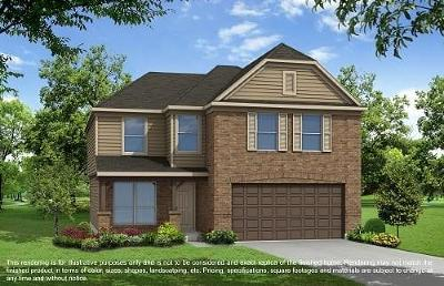 Rosenberg Single Family Home For Sale: 2027 Indian Clearing Trail