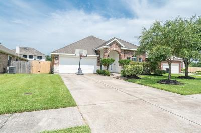 League City Single Family Home For Sale: 468 Magnolia Crossing