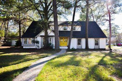 Houston Single Family Home For Sale: 10619 Creektree Drive