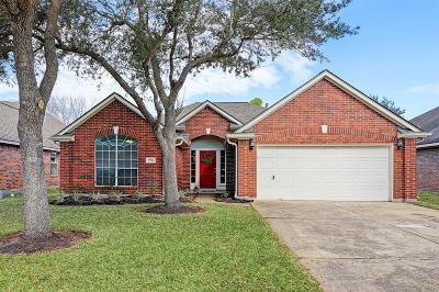 Richmond Single Family Home For Sale: 17514 Kenton Crossing Lane