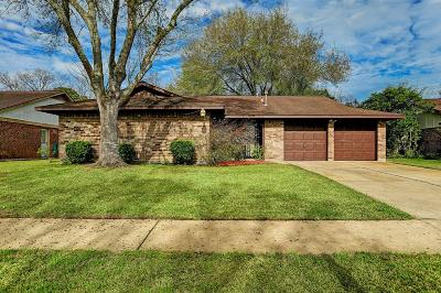 Pearland Single Family Home For Sale: 2912 Shady Creek Drive