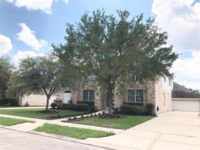 Pearland Single Family Home For Sale: 3808 Travis Lake Court