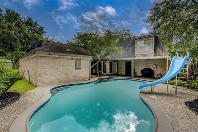 Houston Single Family Home For Sale: 18034 Mountfield Drive