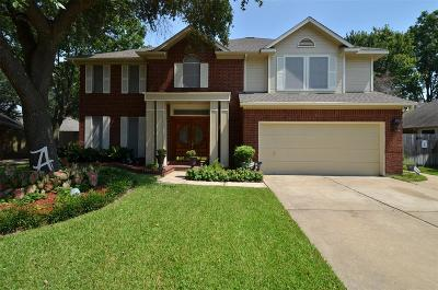 Houston Single Family Home For Sale: 13714 Dempley Drive
