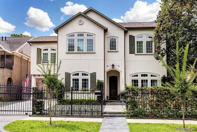 Houston Single Family Home For Sale: 1755 Hawthorne Street