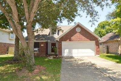 Dickinson Single Family Home For Sale: 3115 Colony Drive